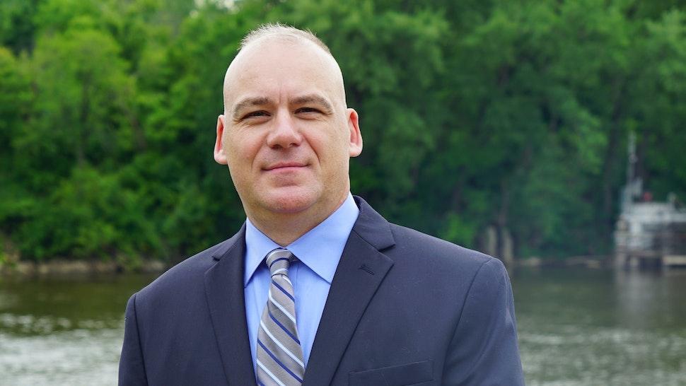 Minnesota CD5 candidate Chris Kelley.