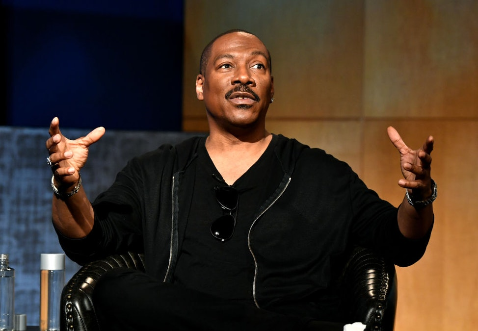Eddie Murphy Expresses Regret For 'Ignorant' Old Comedy Routines