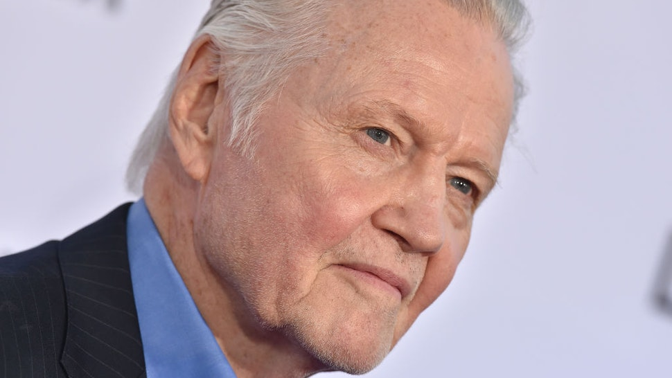 Actor Jon Voight arrives at the premiere of 'Same Kind of Different as Me' at Westwood Village Theatre on October 12, 2017 in Westwood, California. (Photo by Axelle/Bauer-Griffin/FilmMagic)