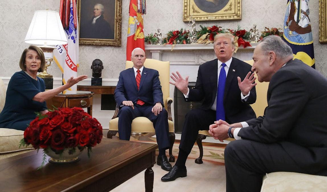 SHAPIRO: Democrats Shift The Impeachment Goal Post