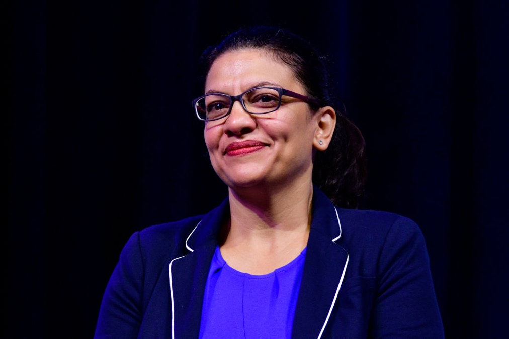 Rashida Tlaib Is Fundraising Off Of Impeachment Probe With New Apparel