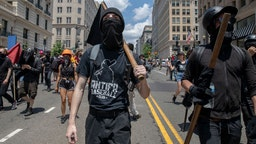 Demand Free Speech Rally — WASHINGTON, DC - JULY 6