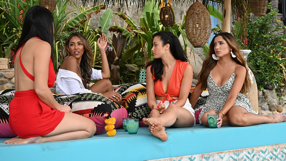 "In the premiere episode of what promises to be another wild ride of ""Bachelor in Paradise,"" our favorite members of Bachelor Nation."