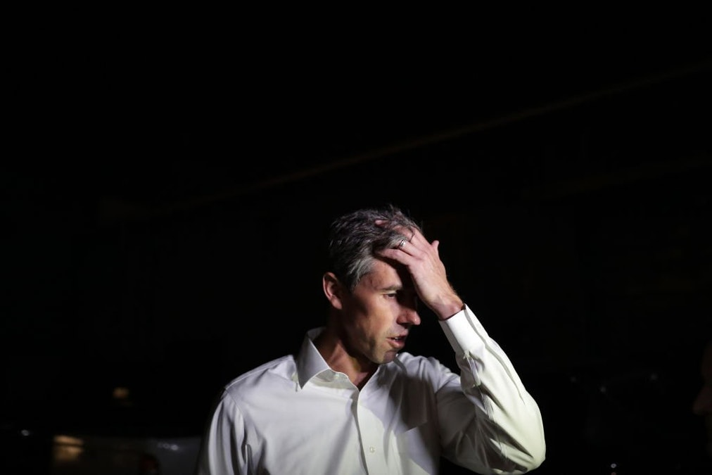 Texas Lt Gov Nukes O'Rourke In Fiery Statement: 'He Will Never Be A Threat In Texas Politics Again'
