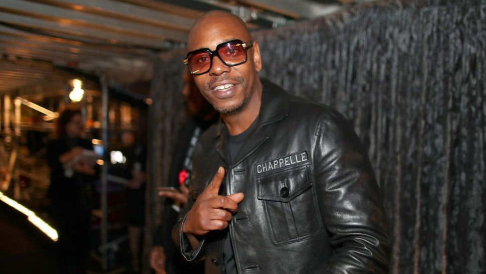 Dave Chappelle At The Grammy Awards 2018