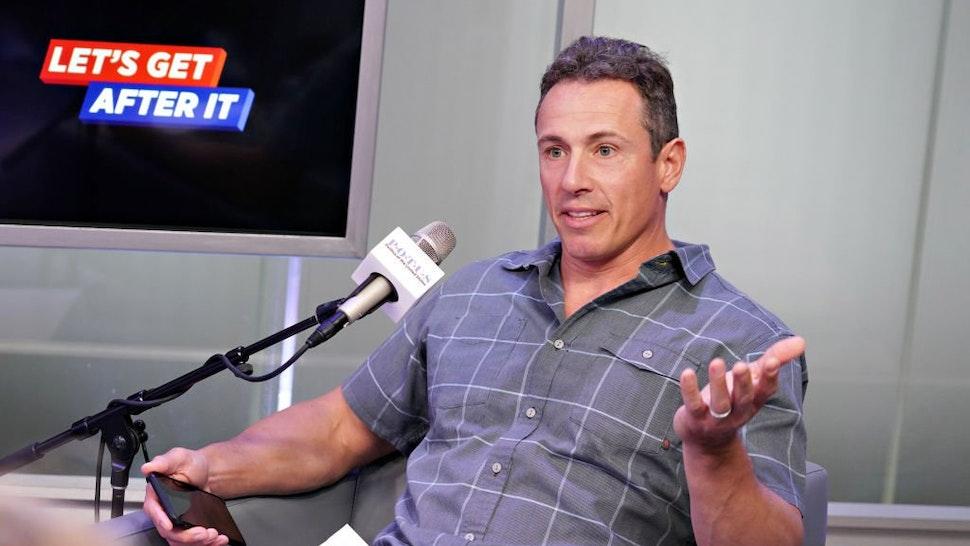 CNN's Chris Cuomo