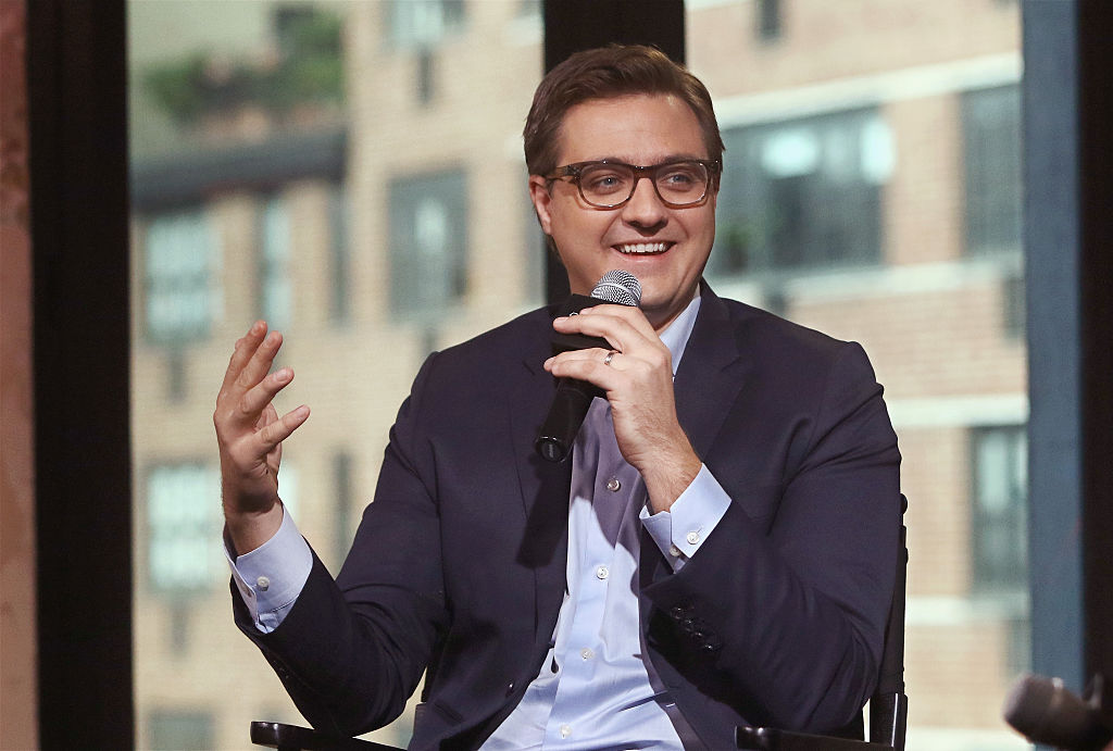 Chris Hayes Floats 'Truth And Reconciliation Commission' To 'Deal With' Those Who Question COVID-19 Protocols