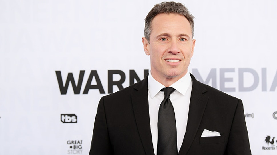 NEW YORK, NEW YORK - MAY 15: Chris Cuomo of CNN's Cuomo Prime Time attends the WarnerMedia Upfront 2019 arrivals on the red carpet at The Theater at Madison Square Garden on May 15, 2019 in New York City. 602140