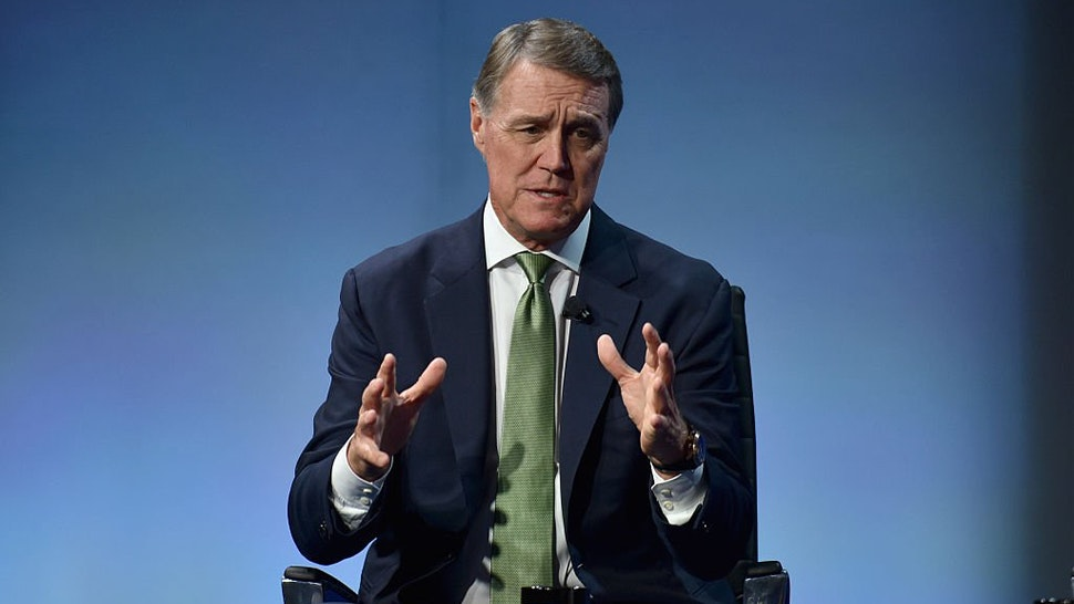 David Perdue speaks at the 2016 Concordia Summit