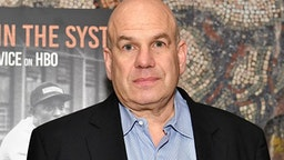 "David Simon attends the ""Vice"" Season 6 Premiere at the Whitby Hotel on April 3, 2018 in New York City."