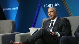 Dean Baquet, executive editor of The New York Times, speaks onstage at IGNITION: Future of Media at Time Warner Center on November 30, 2017 in New York City.