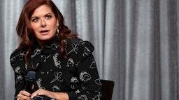 """Debra Messing attends SAG-AFTRA Foundation Conversations screening of """"Will & Grace"""""""