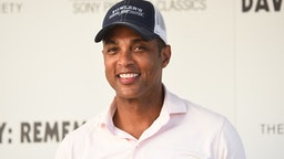 "Don Lemon attends Sony Pictures Classics & The Cinema Society Host A Hamptons Screening Of ""David Crosby: Remember My Name"" at United Artists East Hampton Cinema on July 13, 2019 in East Hampton, New York."