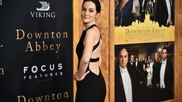 """Michelle Dockery attends the """"Downton Abbey"""" New York Premiere at Alice Tully Hall, Lincoln Center on September 16, 2019 in New York City."""