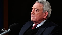 Dan Rather (pictured) hosts a SiriusXM Roundtable Special Event with Parkland, Florida, Marjory Stoneman Douglas High School Students