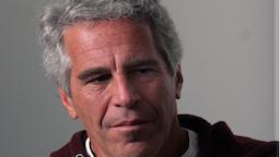 Billionaire Jeffrey Epstein in Cambridge, MA on 9/8/04.