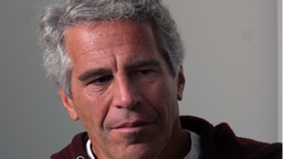 Billionaire Jeffrey Epstein in Cambridge, MA on 9/8/04.