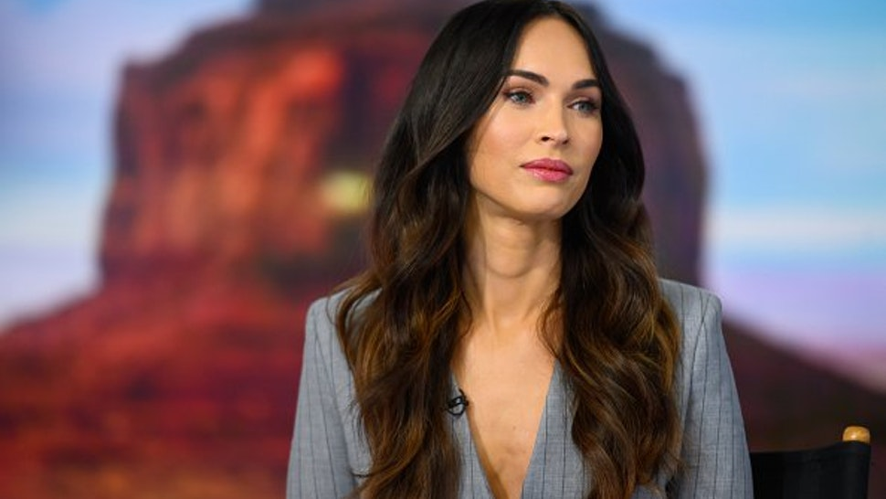 Pictured: Megan Fox on Wednesday, November 28, 2018