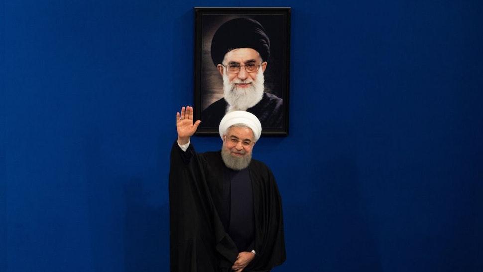 Rouhani Khameini
