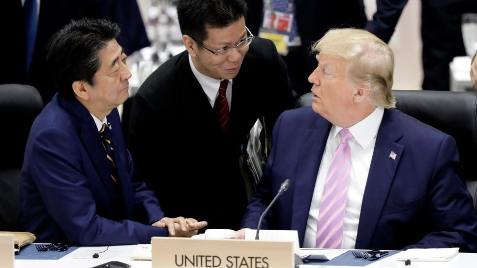 Trump and Abe