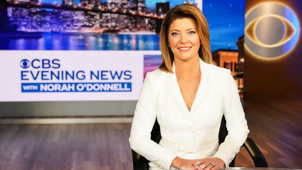 NEW YORK - JUNE 24: The CBS EVENING NEWS WITH NORAH O'DONNELL (6:30-7:00 PM, ET) debuts Monday, July 15 on the CBS Television Network and on CBSN, CBS News24/7 streaming news service.