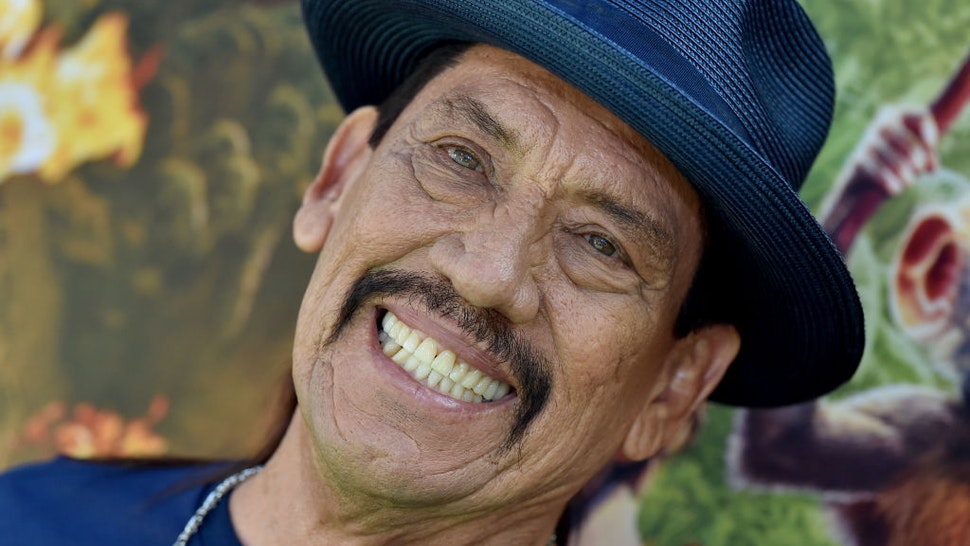 """Danny Trejo attends the LA Premiere of Paramount Pictures' """"Dora and the Lost City of Gold"""" at Regal Cinemas L.A. Live on July 28, 2019 in Los Angeles, California."""