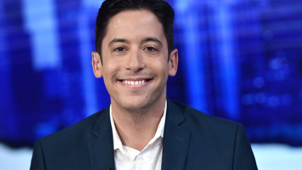 "Michael Knowles visits ""The Story with Martha MacCallum"" in the Fox News Channel Studios on September 17, 2019 in New York City. (Photo by Steven Ferdman/Getty Images)"