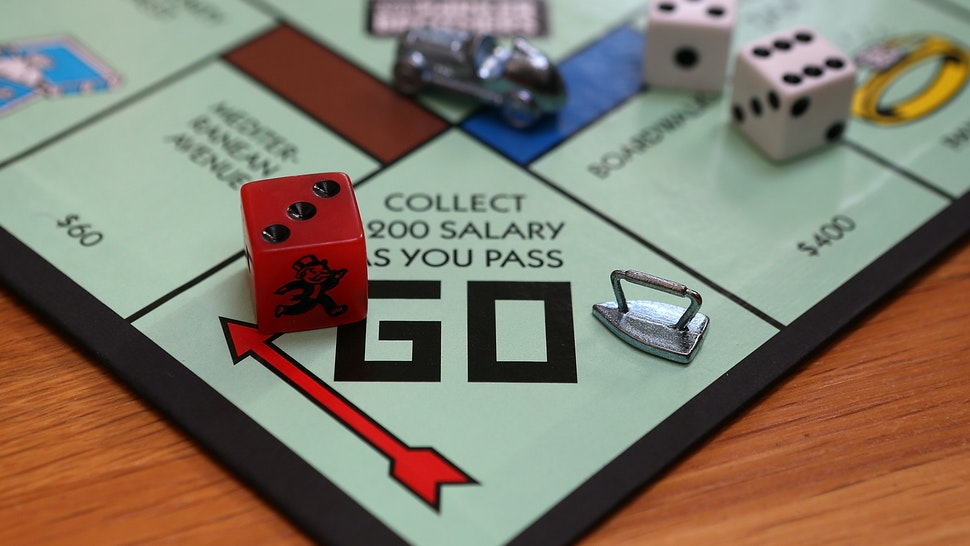FAIRFAX, CA - FEBRUARY 06: In this photo illustration, the Monopoly iron game piece is displayed on February 6, 2013 in Fairfax, California. Toy maker Hasbro, Inc. announced today that fans of the board game Monopoly voted in an online contest to eliminate the iron playing figure and replace it with a cat figure. The cat game piece received 31 percent of the online votes to beat out four other contenders, a robot, diamond ring, helicopter and guitar.