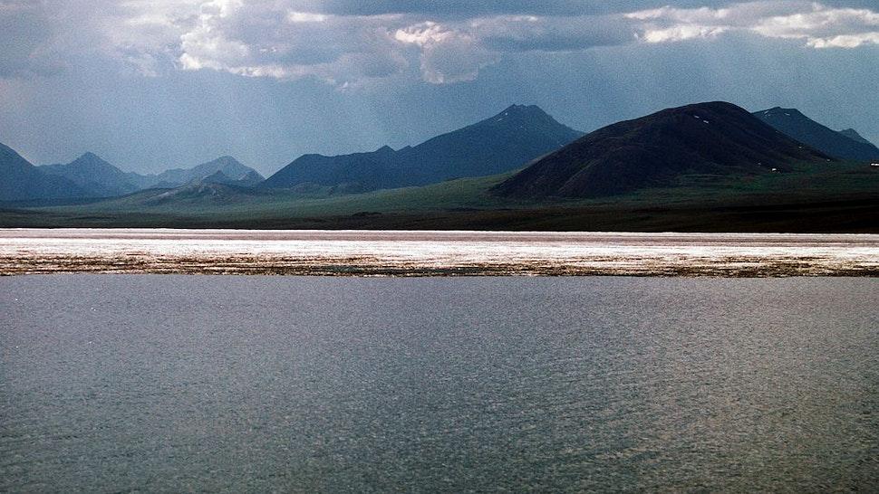 Alaskan National Wildlife Refuge