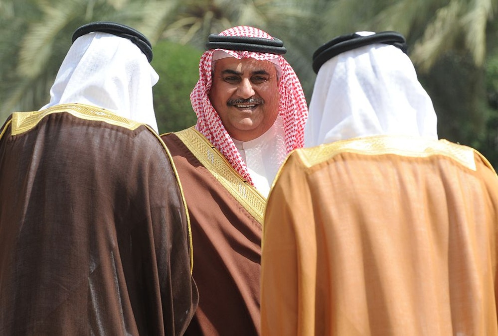 Bahrain's Foreign Minister Makes Stunning, Unprecedented Statement About Israel
