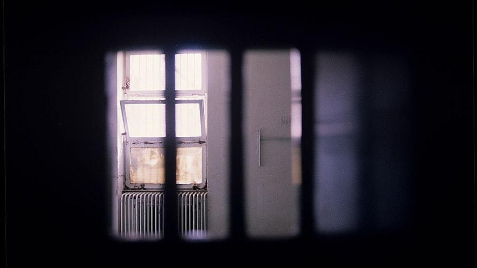 Evin Prison Cell