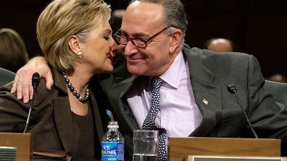 Hillary and Schumer
