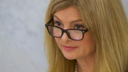 NORRISTOWN, PA - APRIL 12: Attorney Lisa Bloom arrives at the Montgomery County Courthouse during the fourth day of Bill Cosby's sexual assault retrial on April 12, 2018 in Norristown, Pennsylvania. A former Temple University employee alleges that the entertainer drugged and molested her in 2004 at his home in suburban Philadelphia. More than 40 women have accused the 80 year old entertainer of sexual assault.