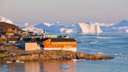 Village in Greenland