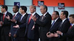 GOP Presidential Debate August 2015