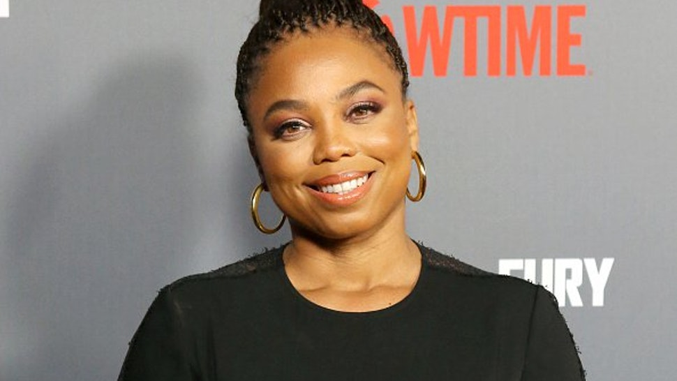 "Jemele Hill arrives to the Heavyweight Championship of The World ""Wilder vs. Fury"" Premiere held at Staples Center on December 01, 2018 in Los Angeles, California."
