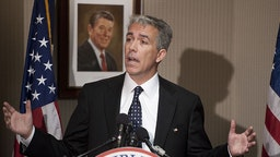 UNITED STATES NOVEMBER 17: Rep.-elect Joe Walsh, R-Ill., holds a news conference on his election to Congress at the Republican National Committee headquarters on Wednesday, Nov. 17, 2010.
