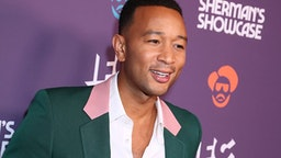 """John Legend attends the Los Angeles Series Premiere Of IFC's New Variety Sketch Show """"Sherman's Showcase"""" at The Peppermint Club on July 30, 2019 in Los Angeles, California."""