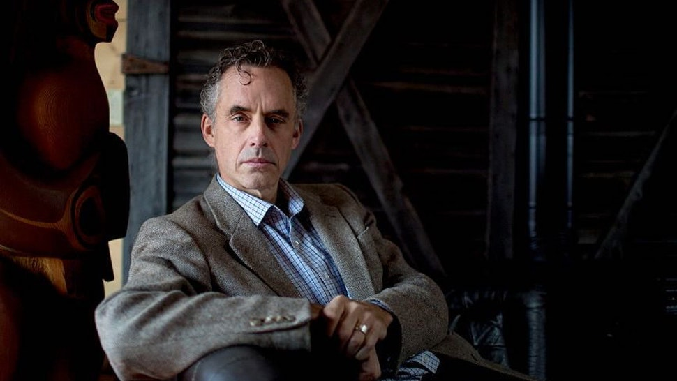 """Profile of Dr. Jordan Peterson. The U of T prof at the centre of a media storm because of his public declaration that he will not use pronouns, such as """"they,"""" to recognize non-binary genders."""