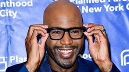 NEW YORK, NY - MAY 01: Karamo Brown attends the Planned Parenthood Of NYC / Spring Into Action Gala 2019 at Center 415 on May 1, 2019 in New York City.