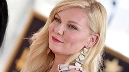 Kirsten Dunst is honored with a Star on the Hollywood Walk of Fame on August 29, 2019 in Hollywood, California.