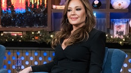 WATCH WHAT HAPPENS LIVE WITH ANDY COHEN -- Pictured: Leah Remini
