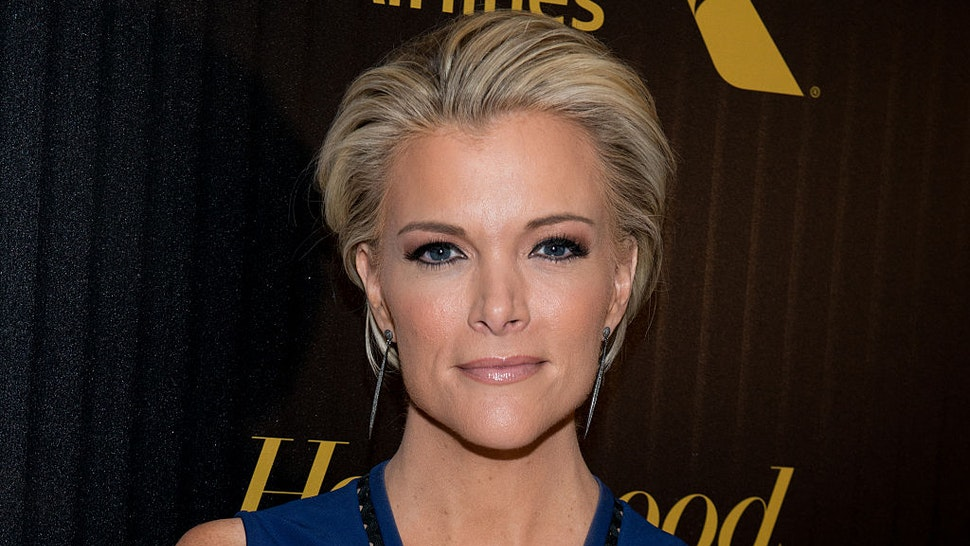 Journalist Megyn Kelly attends The Hollywood Reporter's 2016 35 Most Powerful People in Media at Four Seasons Restaurant on April 6, 2016 in New York City.