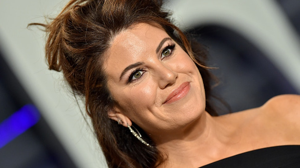 Monica Lewinsky attends the 2019 Vanity Fair Oscar Party Hosted By Radhika Jones at Wallis Annenberg Center for the Performing Arts on February 24, 2019 in Beverly Hills, California.
