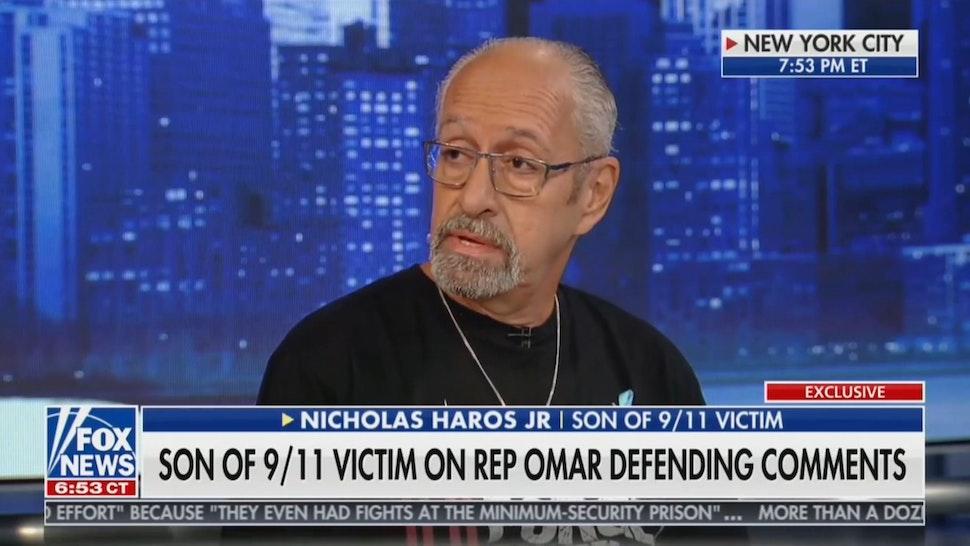 Nicholas Haros Jr interviewed on Fox News.