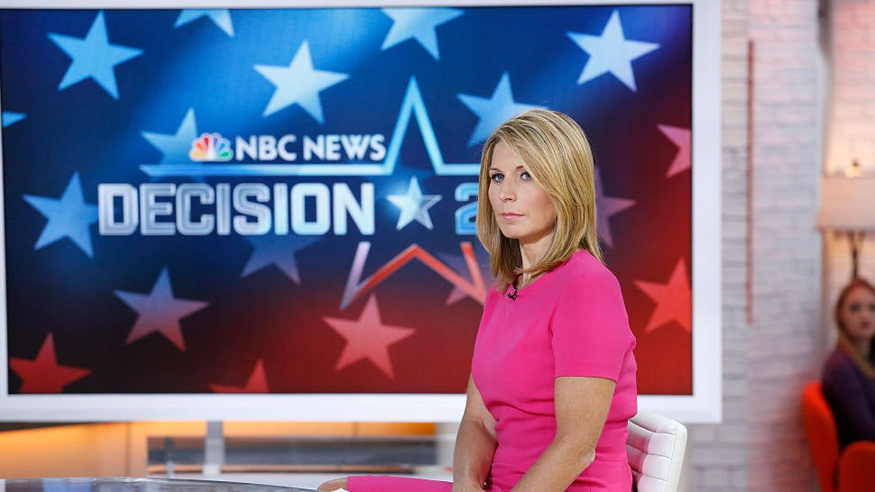 TODAY -- Pictured: Political commentator Nicole Wallace