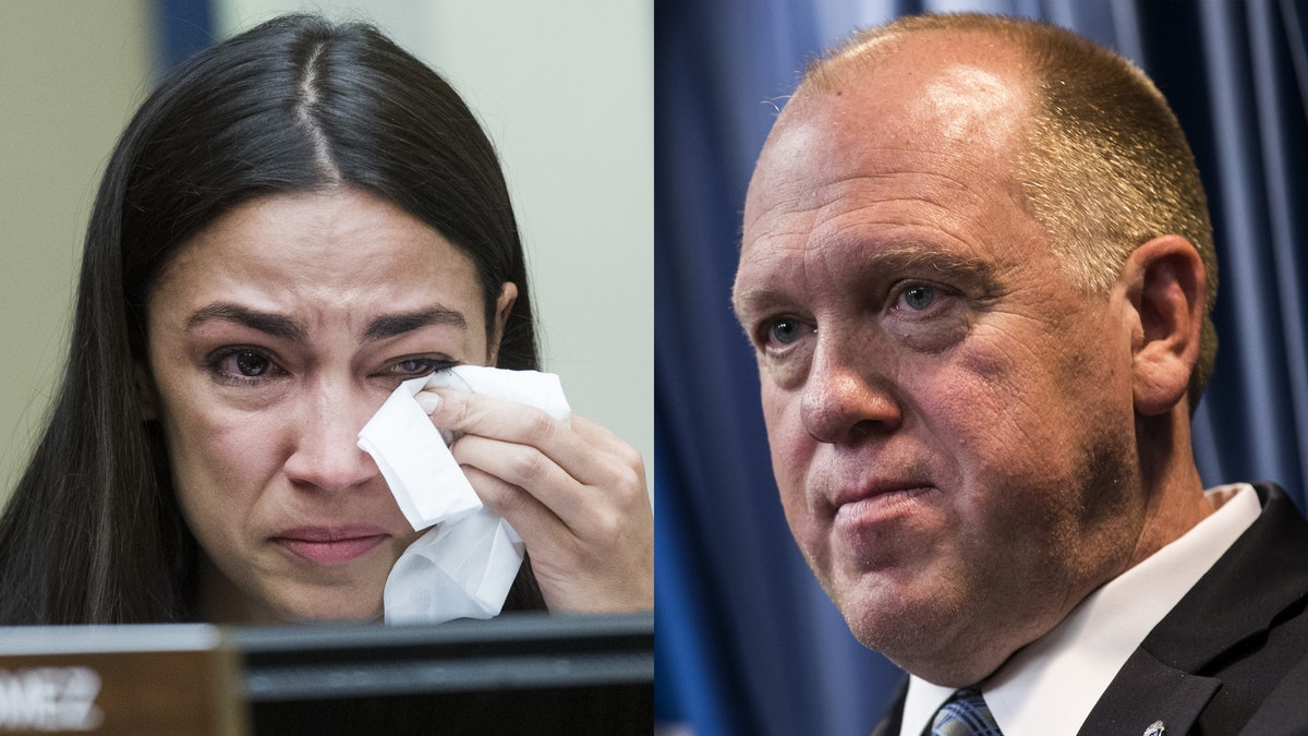 Ocasio-Cortez Tries To Grill Former ICE Director. He Wrecks Her.