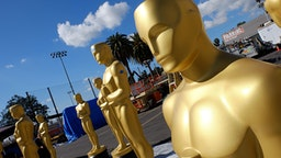 A general view at the red carpet roll out for the 89th annual Academy Awards on February 22, 2017 in Hollywood, California.
