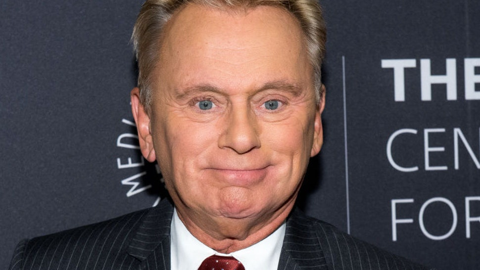 NEW YORK, NY - NOVEMBER 15: Pat Sajak attends The Paley Center For Media Presents: Wheel Of Fortune: 35 Years As America's Game at The Paley Center for Media on November 15, 2017 in New York City.