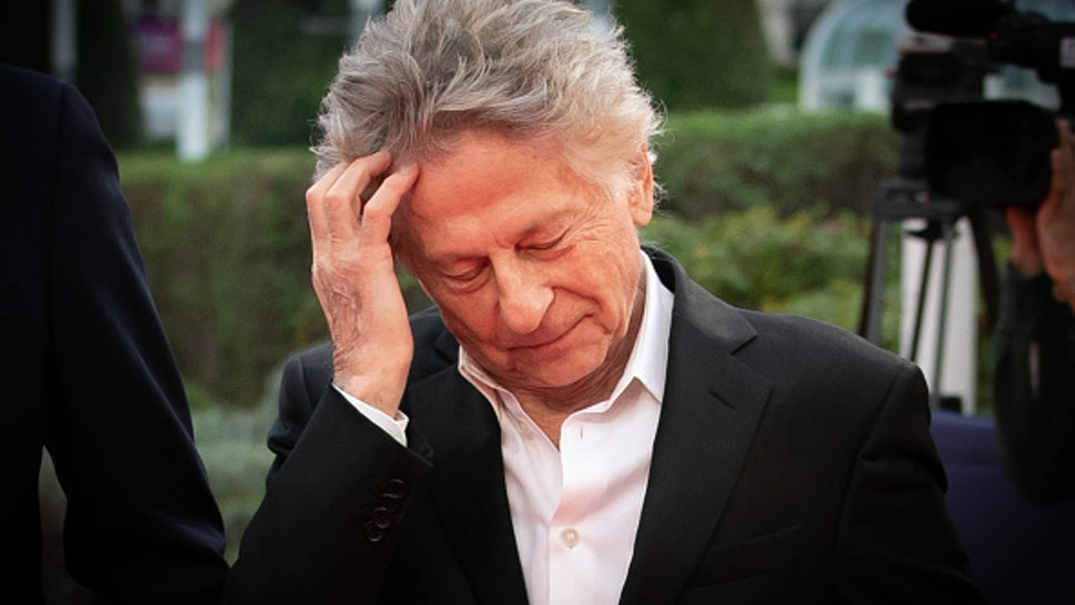 French-Polish director Roman Polanski stands on the red carpet of the 45th Deauville US Film Festival, in Deauville, northern France on September 7, 2019.